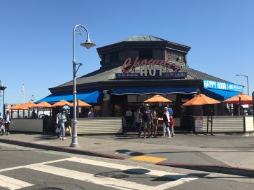 chower hut-fisherman's wharf